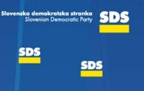 SDS o vložitvi zahteve za razpis referendumov o SDH in slabi banki