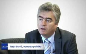 Milana Zvera ne skrbi uvrstitev v drugi krog predsedniških volitev
