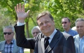 Zoran Janković se je na sobotnem kongresu Pozitivne Slovenije norčeval iz Dursa