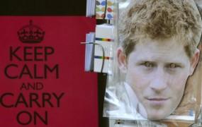 Britancev gole fotografije princa Harryja ne motijo