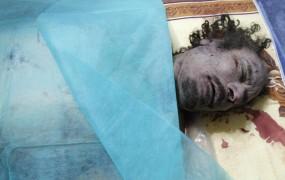 Prva obletnica upora proti diktatorju Gadafiju