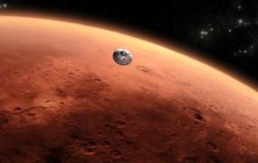 Nasa napovedala pošiljanje človeka na Mars po letu 2030
