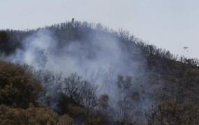 Vročina in požari na Balkanu še vsaj do naslednjega tedna