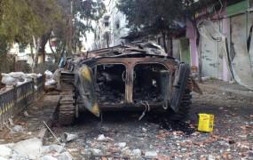 Pokol v Siriji - napad na Homs se nadaljuje