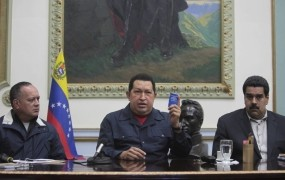 Chavez pred ponovnim zdravljenjem zaradi raka imenoval morebitnega naslednika