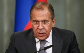 """Lavrov napadel """"blebetanje"""" o ruskem vmešavanju v ameriške volitve"""