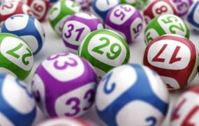Loterijska goljufija: Dve kroglici s številko tri