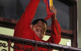 Hugo Chavez ostaja predsednik Venezuele