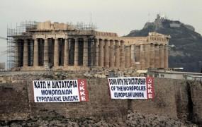 Evropa je odobrila pomoč Grčiji