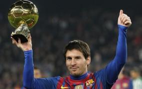 Lionel Messi bo navduševal tudi v kozarcu