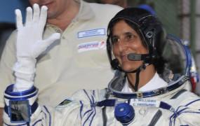 Astronavtka slovensko-indijskega rodu spet na poti v vesolje
