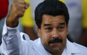 """Maduro z vojsko na ulicah pričakuje """"mater vseh protestov"""""""