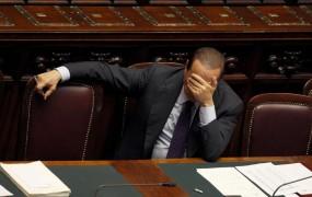 Nemška starleta menda pričakovala Berlusconijevega otroka