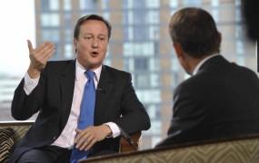 David Cameron svari pred razpadom območja evra