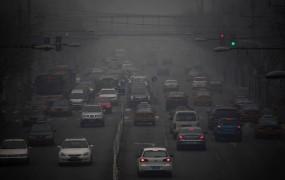 Kitajci se bodo zaradi smoga morda morali odpovedati žaru