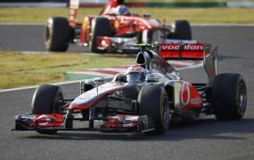 Button zmagovalec Suzuke, Vettel drugič svetovni prvak