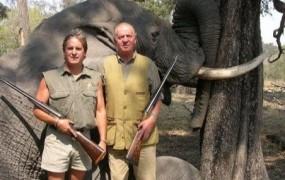 Španski kralj po lovu na slone ni več častni predsednik WWF