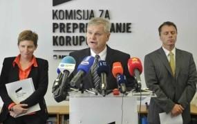Razdiralka KPK Alma Maruška Sedlar ima za nagrado že novo službo v Beogradu?