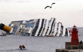 Kapitan potopljene Concordie zavrnil reševanje potnikov