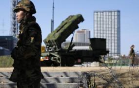 Tokio napoveduje sestrelitev severnokorejske rakete