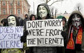 Hrvaški Anonymous napadel stran hrvaškega zunanjega ministrstva