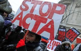 Po Evropi več sto protestov proti Acti