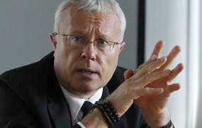 Ruski milijarder Lebedjev ovaden zaradi nasilništva - v TV oddaji mahnil sogovornika