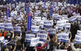 Romney potrjen kot predsedniški kandidat republikancev