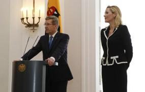 Nemški predsednik Christian Wulff je odstopil!
