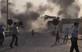 Turčija znova tarča obstreljevanja iz Sirije