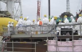 Delavci v Fukušimi prisiljeni lagati o ravni sevanja