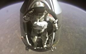 Hrvaški prispevek k rekordu: Baumgartner se je za skok pripravljal na Velebitu