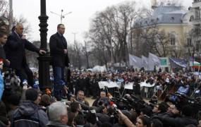 V Bolgariji se kljub odstopu vlade protesti nadaljujejo