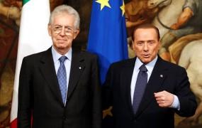 Namesto Montija znova Berlusconi?