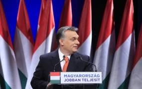 Orban izpostavil svoje zasluge in okrcal Bruselj