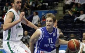 Slovenija preskočila Finsko za četrtfinale EP