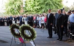 Norveška se spominja Breivikovih žrtev