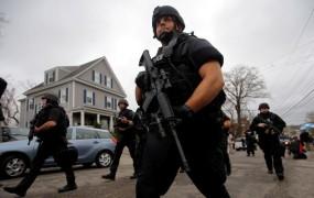 Ron Paul: Posredovanje policije v Bostonu hujše od napada