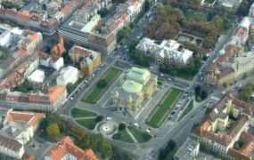 Nova mestna oblast naj bi spremenila ime Trga maršala Tita v Zagrebu