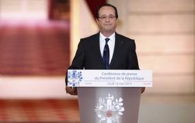 Francois Hollande zmagovalec francoskih volitev