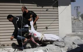 Putin je Zahod obtožil, da je destabiliziral Sirijo