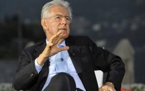 Monti ostro zarezal v stroške italijanske politike