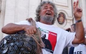 Na lokalnih volitvah v Italiji uspeh apolitičnih kandidatov