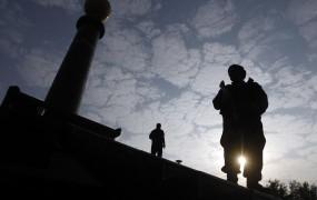 V Kabulu napad na poveljstvo sil Nata