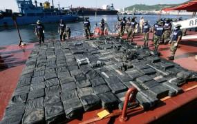 Pred obalo Libije zajeli ladjo s 30 tonami mamil