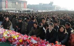 Korejci slavijo Kim Jong Unov rojstni dan
