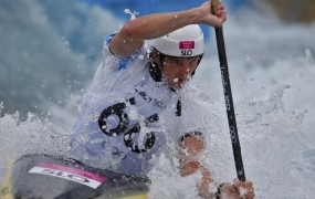 Tacen že čaka najboljše slalomiste na divjih vodah