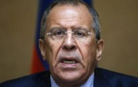 Lavrov: Upamo, da se bomo s Trumpom skupaj borili proti terorizmu
