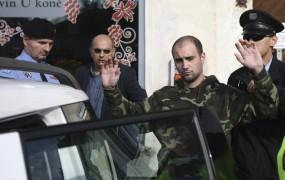 Na češkega predsednika streljali s plinsko pištolo