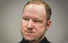 Na Norveškem danes izrek sodbe Breiviku